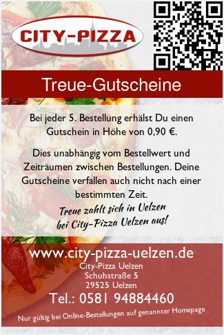 City Pizza Uelzen